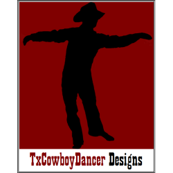 Shop for Gifts for dancers, booklovers, cowboys, LGBT folks and more from TxCowboyDancer Designs